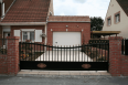 Tradition Line - Bousquet Sliding Gate Model