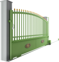 Tradition Line - Gourdon Sliding Gate Model