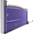 Tradition Line - Saverne Sliding Gate Model