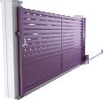 Harmony Line - Hawaï Sliding Gate Model