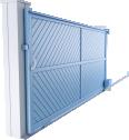 Intimité Line - Syracuse Sliding Gate Model
