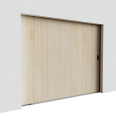 terrane veined wood mono grooved golden oak side sliding