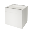 METOD MAXIMERA Base Cabinet with 5 Drawers White Ringhult White