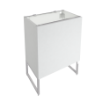 METOD FORVARA Base Cabinet with Drawer Door White Bodbyn Off White