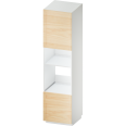 METOD MAXIMERA High Cab Oven Micro with Dr 3 Drawers White Torhamn Ash