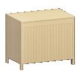 SILVERAN Trunk Bench 2
