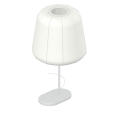 varv table lamp with charging station