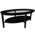 MALMSTA Coffee Table