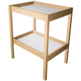 sniglar changing table