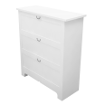 aspelund 3 drawer chest