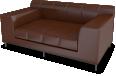 kramfors 2 seat sofa