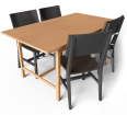 Norden Gateleg Table and Chair