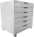 Alex Drawer White