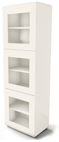 BESTA Storage Unit White