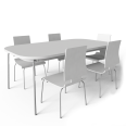 grimle table and 5 chairs