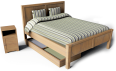 aspelund double bed
