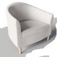 tullsta armchair