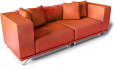 Tylosand 3 Seat Sofa Bed