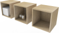 traby shelf 3 unit