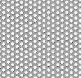 Gantois  R5T6 Perforated Metal Shader