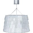 Tuile De Cristal Ceiling Large size Frozen