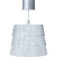 tuile de cristal ceiling small size frozen