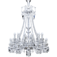 zenith chandelier 24l long