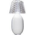 baby candy light lamp white