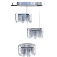 Lady Crinoline chandelier Classic 3 modules