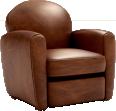 Mermoz Club Armchair