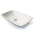 Loop washbasin