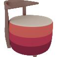 Pongo Lolipop chair