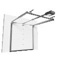 Porte sectionnelle plafond Superior