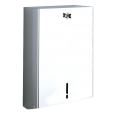 6601 paper towel dispenser polished stainless steel