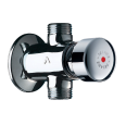 747000 Time flow shower valve TEMPOSTOP