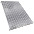 steel facings s with panel roofing polyurethane core
