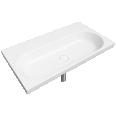 CENTRO  Countertop washbasin 500x900