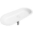 CENTRO Undercounter washbasin 380x910