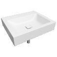 CONO Countertop washbasin 500x600