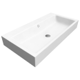 PURO Wall hung washbasin 460x900