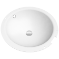 CLASSIC Undercounter washbasin ø 420