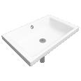 PURO S Inset Countertop washbasin 385x600