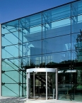 Structura Duo Point fixed DGU structural glazing system