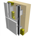 reynobond vertical cassette