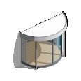 lumicene modèle applicable en maison individuelle toiture non accessible avec poteaux