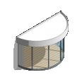 lumicene modèle applicable en maison individuelle toiture non accessible sans poteaux