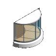 Lumicene Modèle applicable en immeuble collectif poutre béton préfabriqué