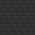 bardeaux couverture (600 mm x 1500 mm, horizontal,  artcolor basalte)