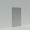 Single swing door HC (CR3)