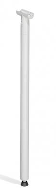 1449120 Pied escamotable 1449120 pour barre d'appui rabattable